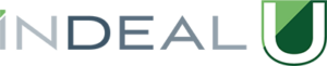 INDEAL U logo