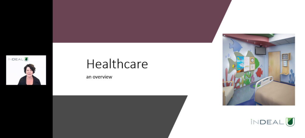 New Live Webinar on Healthcare Now Available