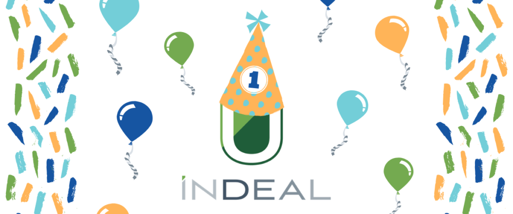 Happy Birthday to U: INDEAL U Turns One!
