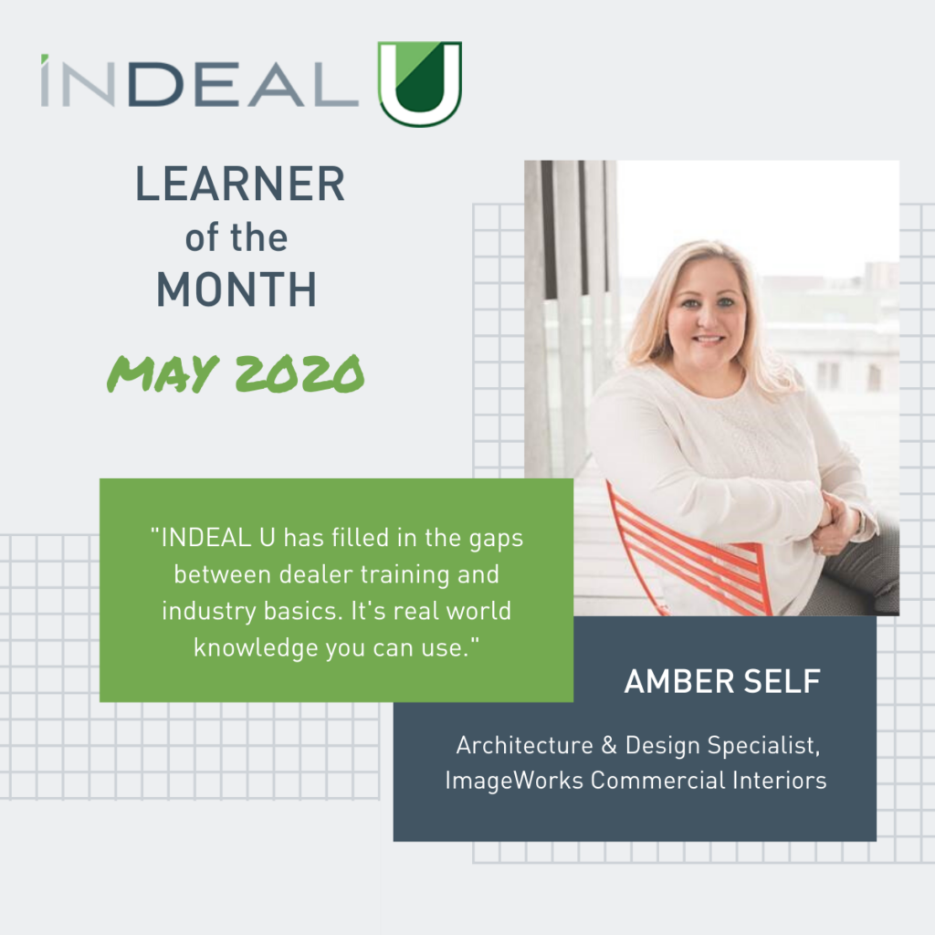 MAY We Introduce You to Our Latest Learner of the Month?