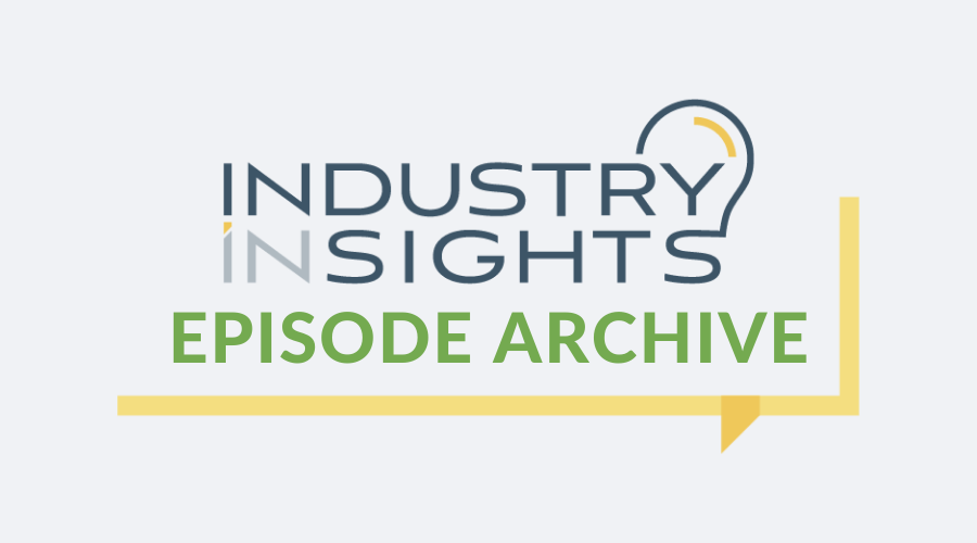 New to the Video Library: INdustry INsights Archive