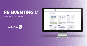 INDEAL University Provides Ongoing Industry Learning Through Reinvented Platform
